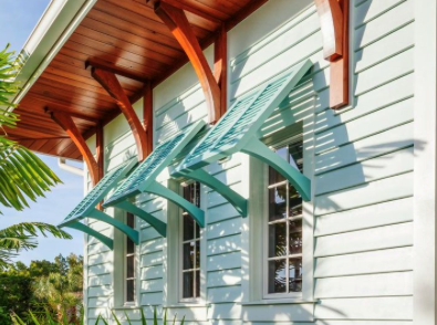 Bahama Bermuda Shutters Palmetto Window Fashions