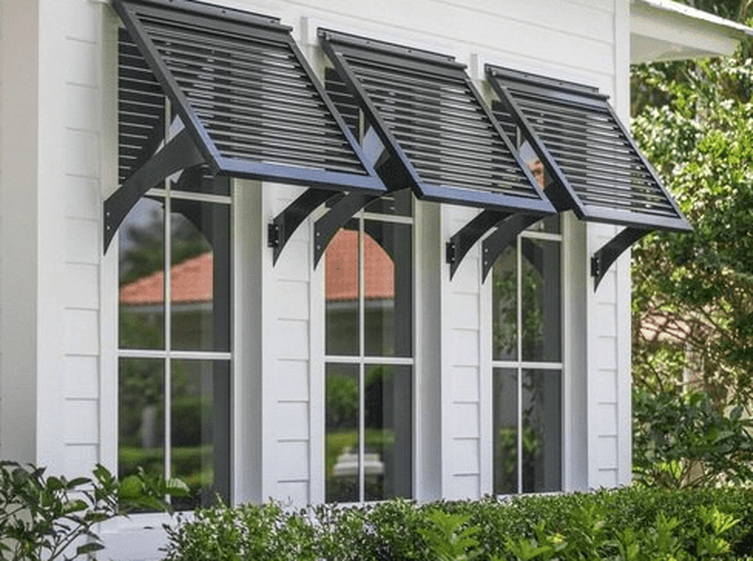 Exterior Shutters - Palmetto Window Fashions - Shutters, Shades ...