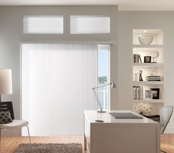 Cellular Honeycomb Pleated Shades Palmetto Window