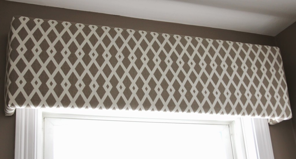 Padded Cornice Boards Palmetto Window Fashions Shutters Shades Blinds Drapery Greenville Sc